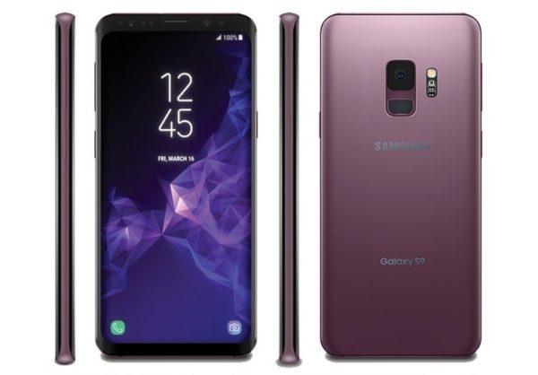 Samsung-Galaxy-S9-Purple-