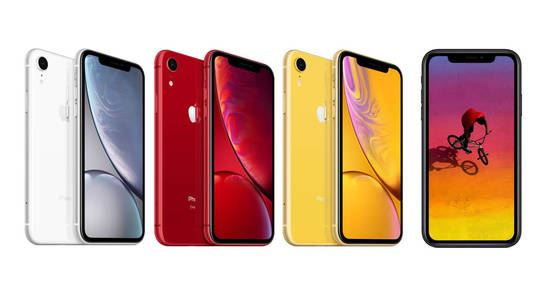 Iphone Xr Red Light Water Indicator: Apple IPhone XR 64GB Black,coral,blue,red,silver,yellow